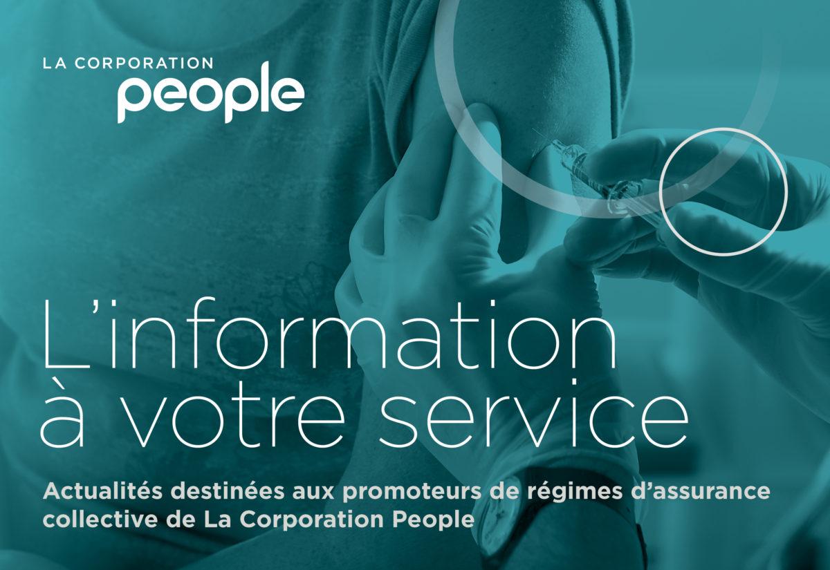 L'information à votre service : Le point sur la vaccination contre la COVID-19 au Canada