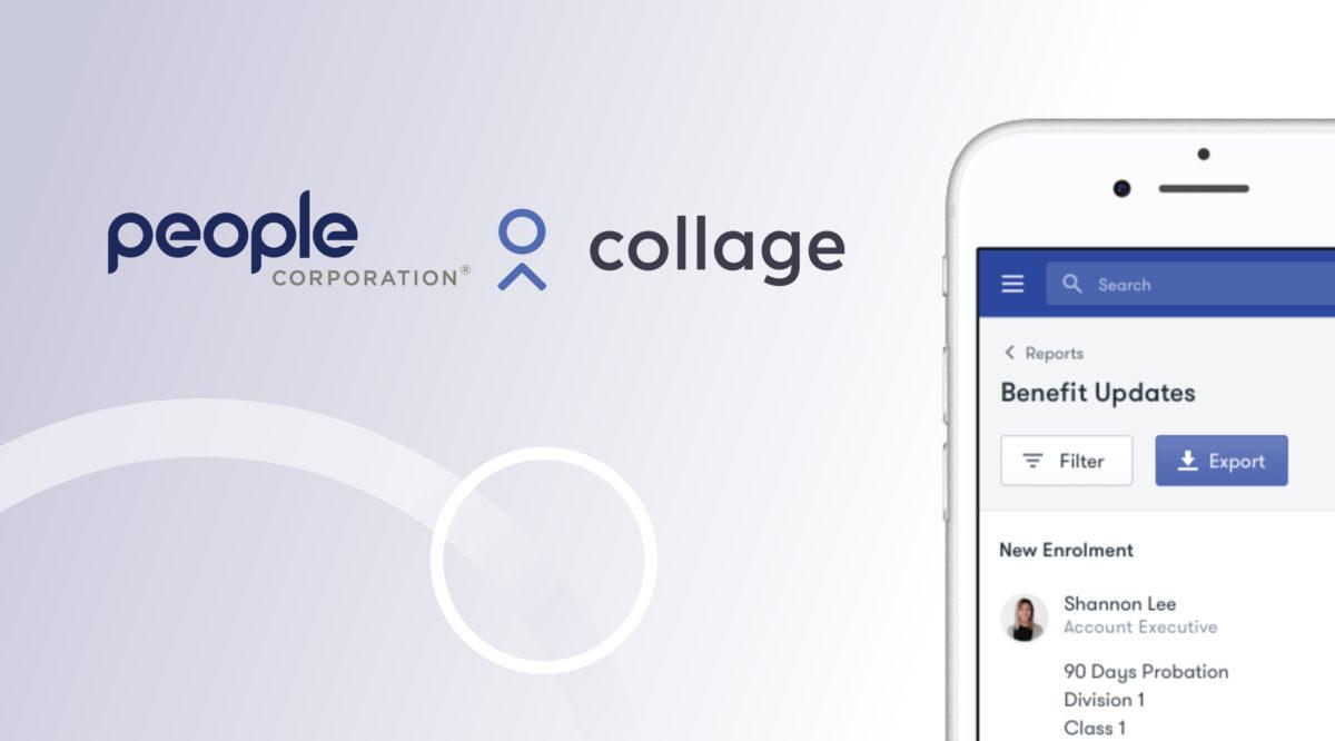 People Corporation Announces Acquisition of Collage Technologies Inc.