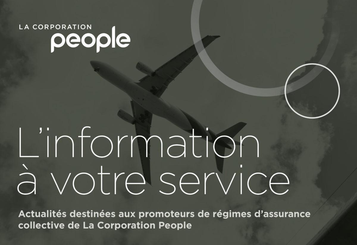 L'information à votre service : Le point sur les voyages et le variant delta