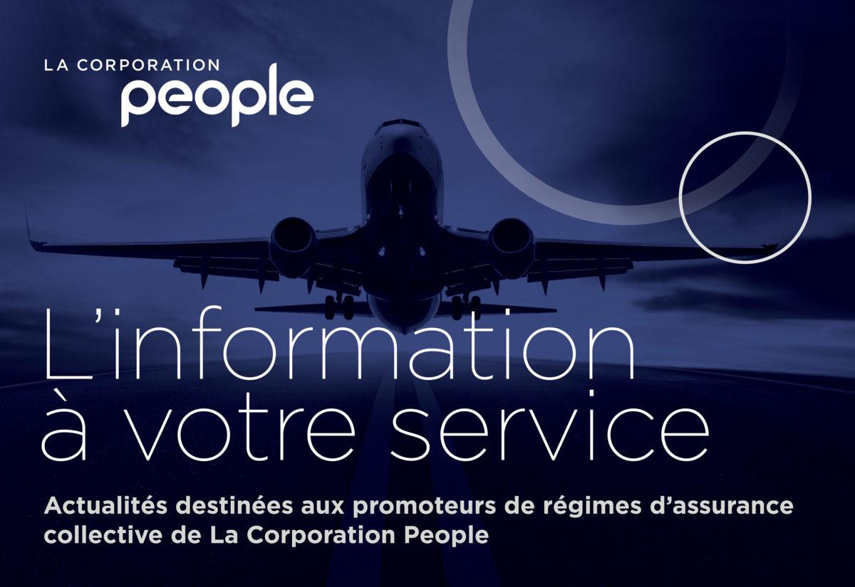 L'information à votre service : Renseignements importants pour les participants qui voyagent à l'extérieur du Canada