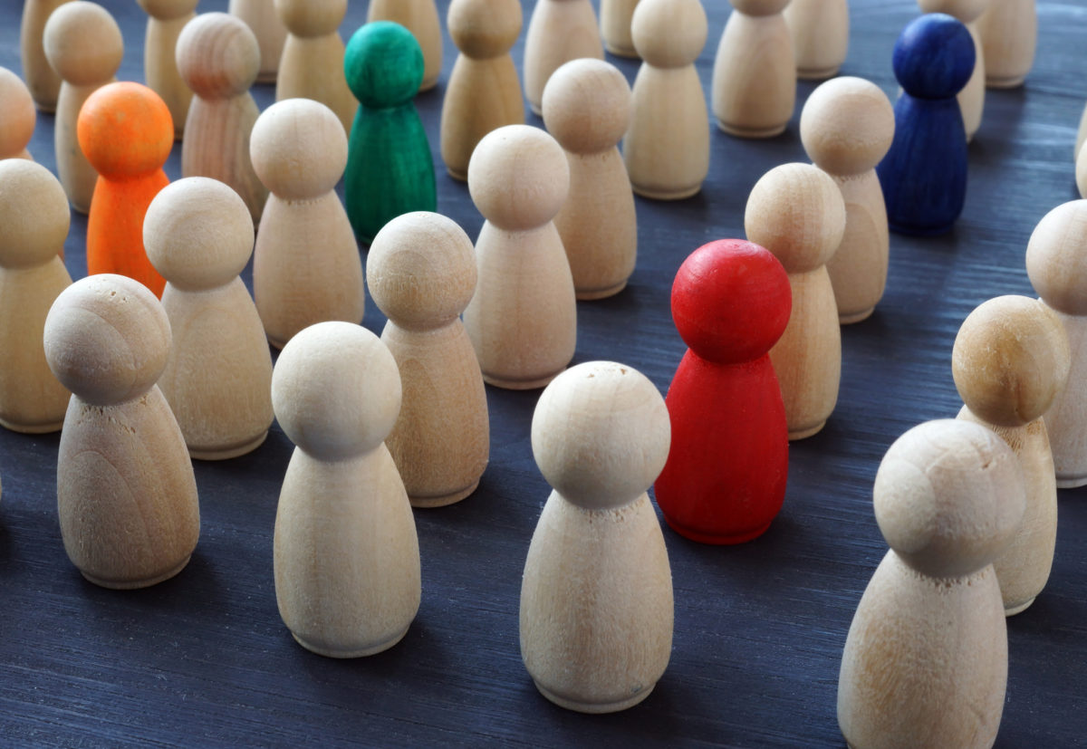 """Why inclusion must start with """"I"""""""