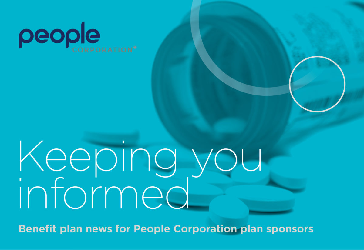 Keeping You Informed: New agreement between the Association Québécoise des Pharmaciens Propriétaires, insurers and third party payers