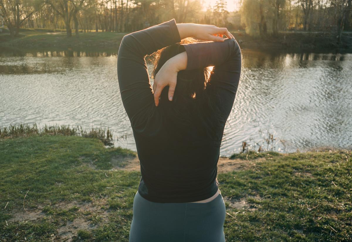 Managing stress through mindfulness