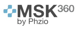 MSK 360 by Phzio Logo