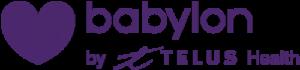 Babylon health by Telus logo